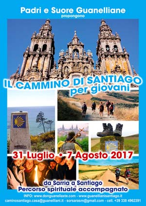 Cammino Santiago 2017