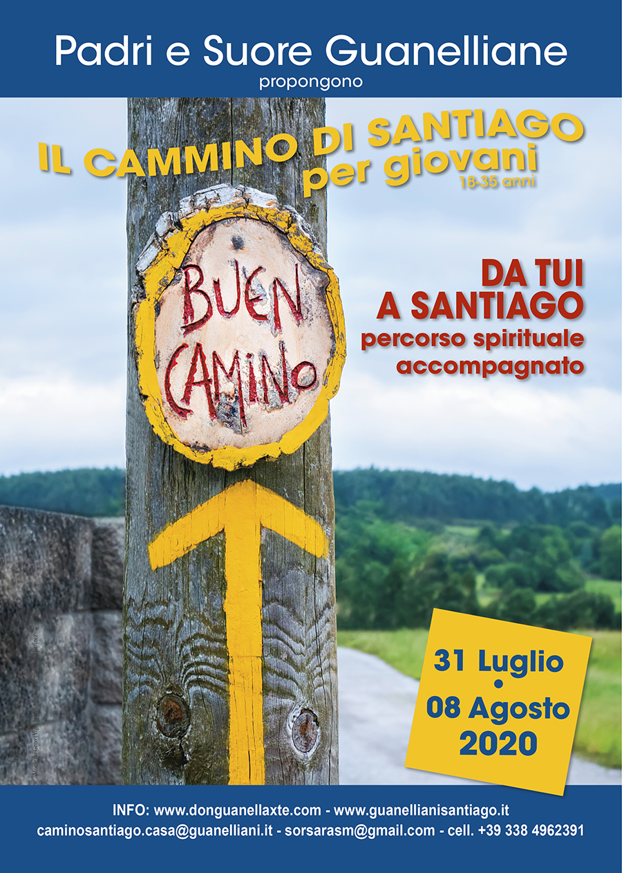 Cammino Santiago 2019